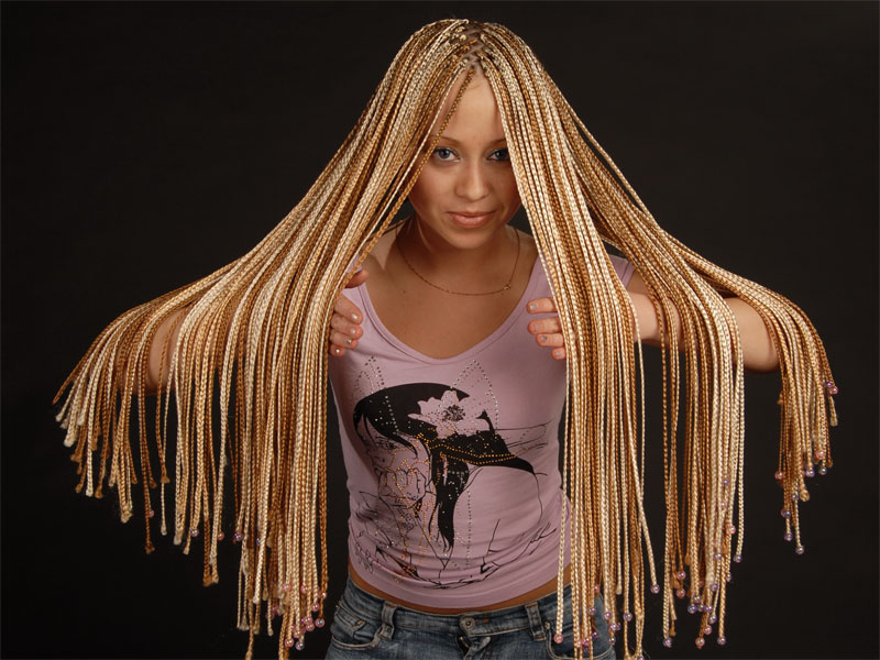 афро-косички: